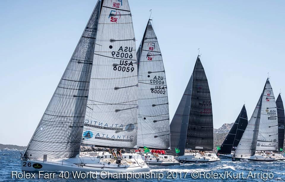 Quantum Sails - PLENTY-Farr 40-Weltmeisterschaft-3