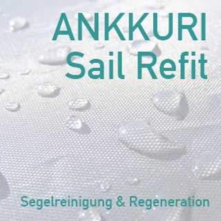 ANKKURI Sail Refit - Segelreinigung SegelRegeneration Segelwäsche Persenningreinigung