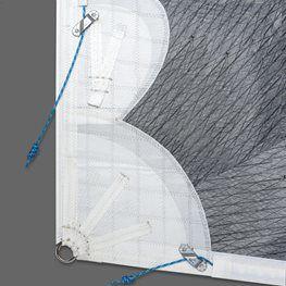 Quantum Sails-Race-Mainsail-Tack