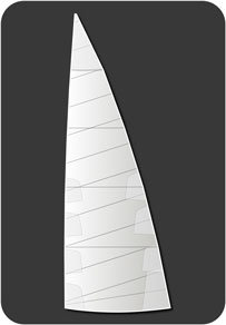 Quantum-Sails-Crosscut-Racing-Großsegel-Mainsail