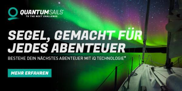 Quantum Sails - Segel für jedes Abenteuer!