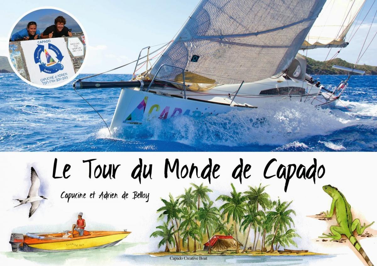 Belloy-Le Tour du Monde de Capado
