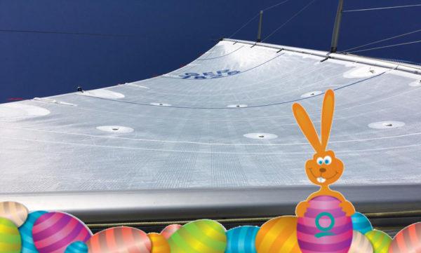 Frohe Ostern von Quantum Sails