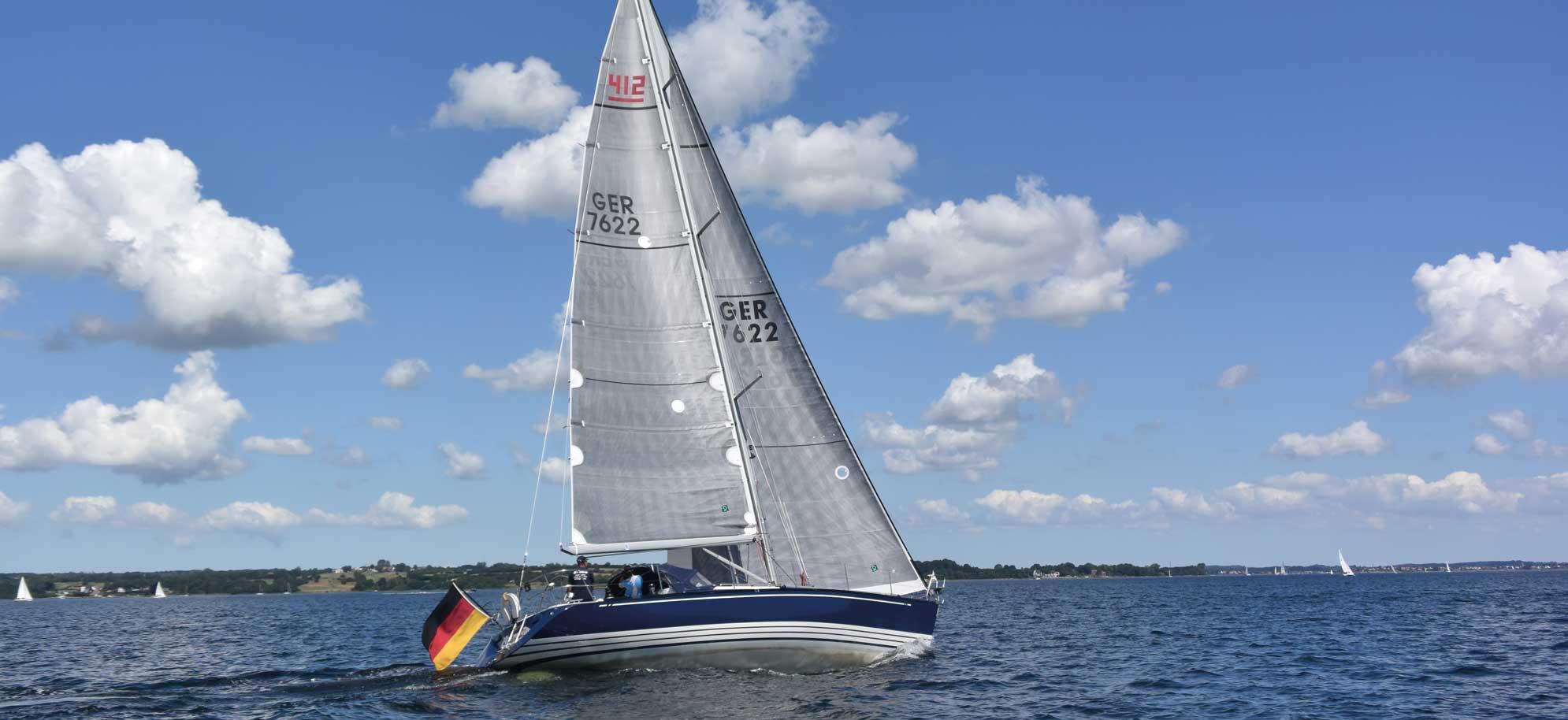 Fahrtensegel von Quantum Sails