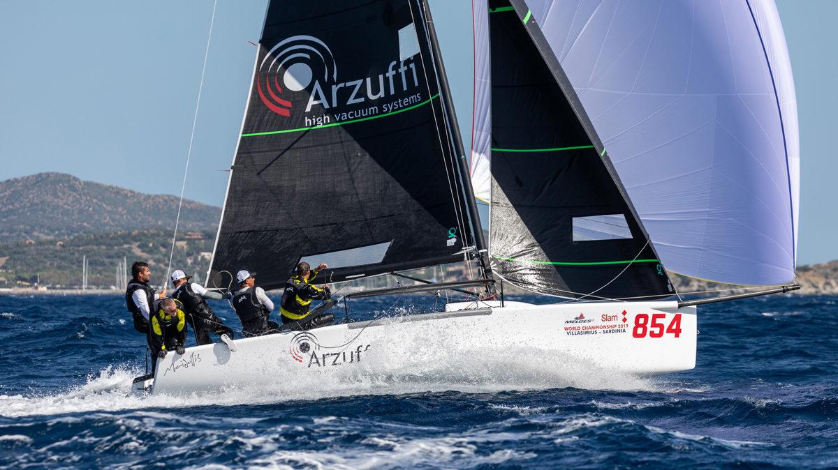 Melges 24 Segel Quantum Sails